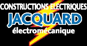 Jacquard Electromécanique : Constructions electriques